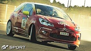 GT SPORT - Citroen DS3 Racing REVIEW