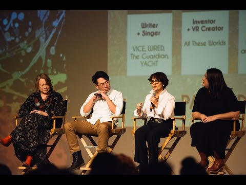 Virtual Perception: VRLA School + Mack Sennett Studios [Panel]