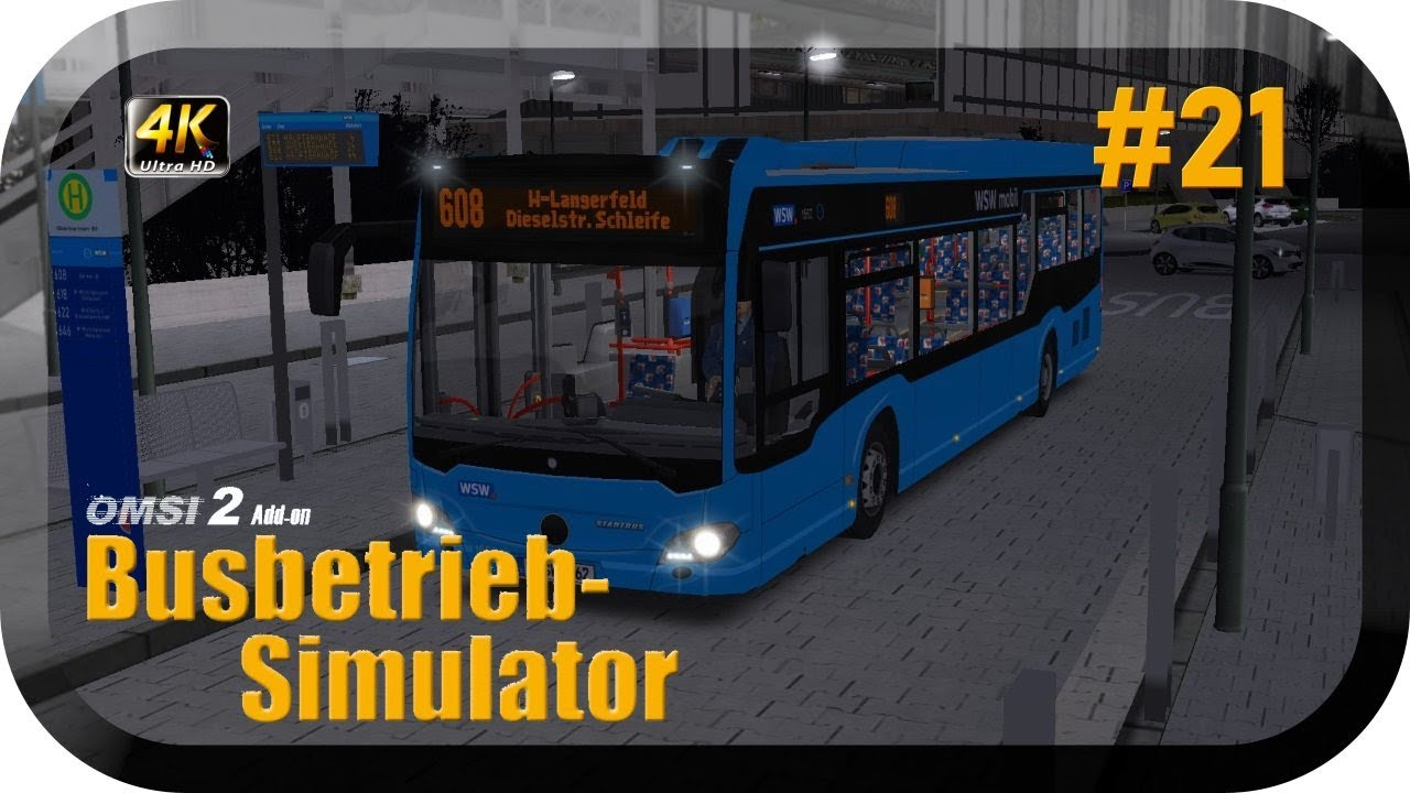 Busbetrieb-Simulator