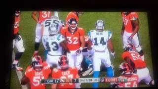 Peyton Manning on Thursday Night Football-Favorite City in Nebraska? Omaha!