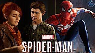 Spider-Man PS4 - Peter Parker Details, Story Mode Length Speculation!