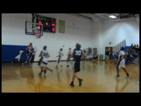 2011-2012 GW Community School Basketball Highlight Video
