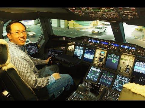 Qantas Business Class (Part 1) - Sydney to London (QF 1) - Airbus A380-800