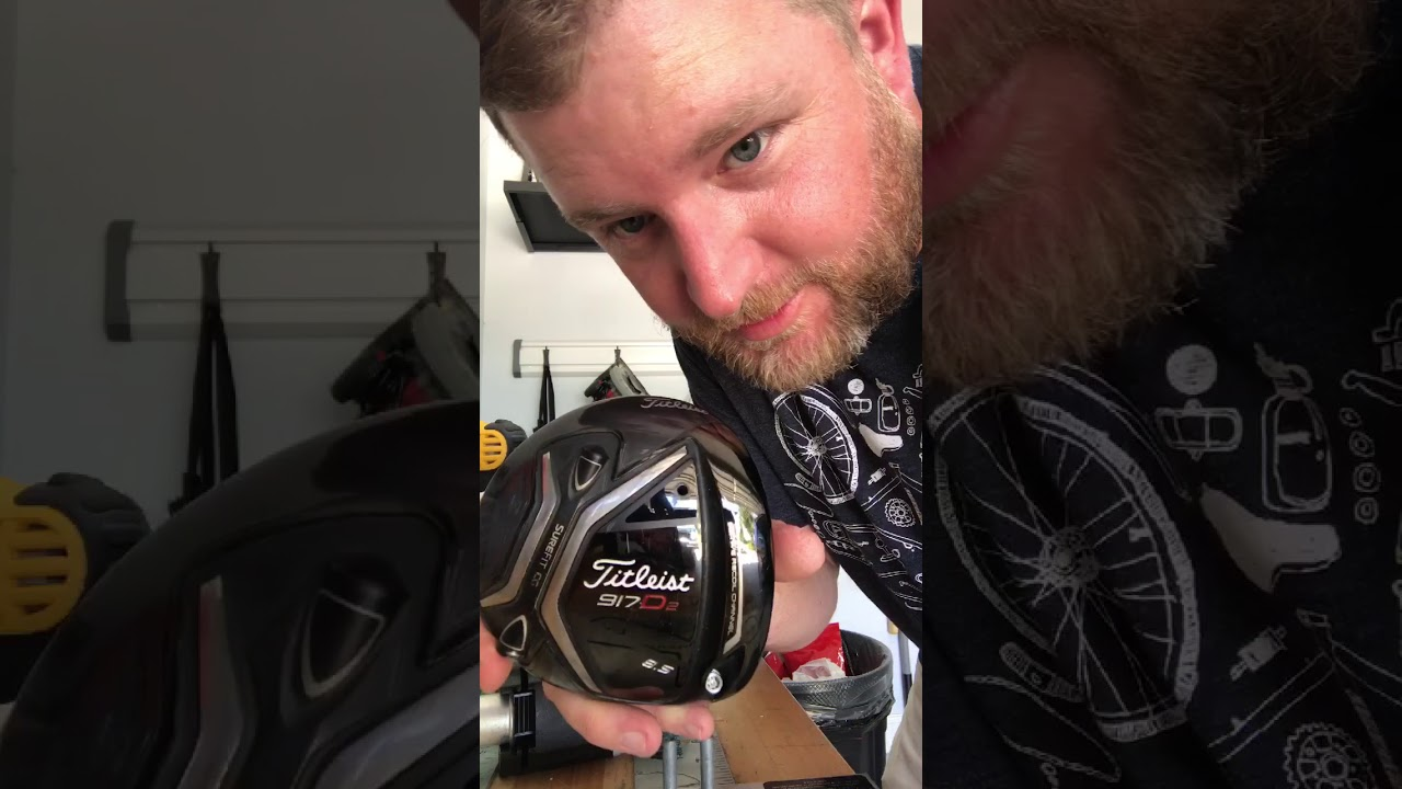 How To Hotmelt A Driver Head