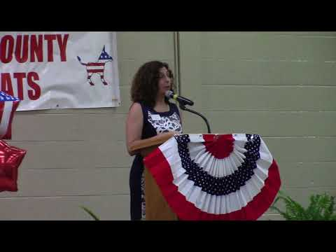 Lisa Ring - candidate for GA-01 (Federal)
