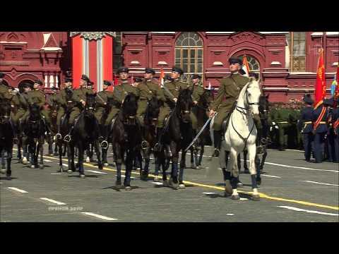 Parad Pobedy  Moskva  Krasnaja ploshhad' 2015 HDTV 1080i