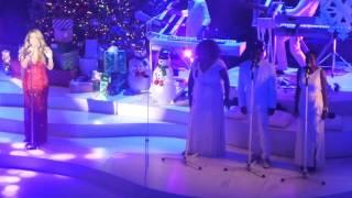 Mariah Carey - O Holy Night HD @ Beacon Theatre, December 17, 2015