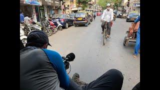 Dans les rues de Mumbai : les dabbawala