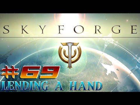 Skyforge: Lending A Hand - Phytonides Invasion