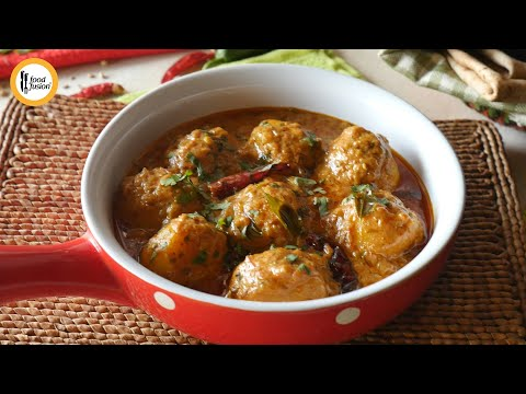Dahi Walay Aloo Recipe By Food Fusion