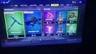 Fortnite *NEW* maven skin!!! Fortnite daily item shop