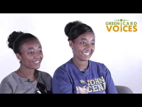 Aksum & Tsion Woldeyes - Green Card Voices