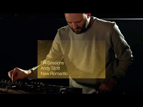 RA Sessions: Andy Stott - New Romantic | Resident Advisor