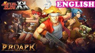 Metal Slug XX Online English Gameplay Android / iOS