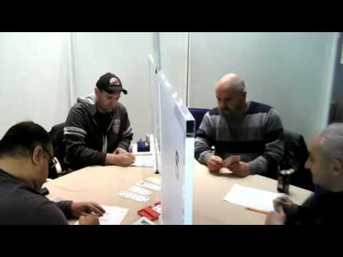 2016 Bulgaria Group A final phase,RR 3/11