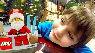 Tim Opens LEGO City Advent Calendar 2017 60155 Unboxing & Review | Surprise Toys for kids