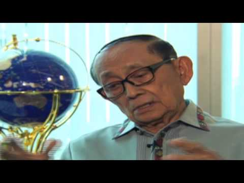 APEC Interview with Fidel V. Ramos - Former President of the Philippines