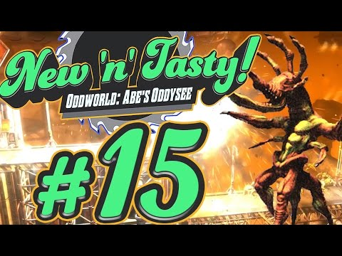 ODDWORLD: NEW 'N' TASTY # 15 ★ Shrykull räumt auf! [HD]
