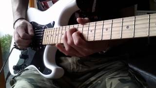 Marillion - Sugar Mice Steve Rothery Guitar Solo #guitarsoloroulette