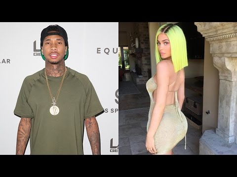 Kylie Jenner & Tyga Have AWKWARD Coachella Run-In