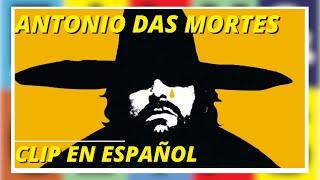 clip da Antonio das Mortes  Glauber Rocha - dvd Rarovideo