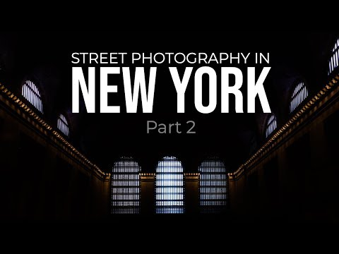 Street Photography In New York (Part 2)