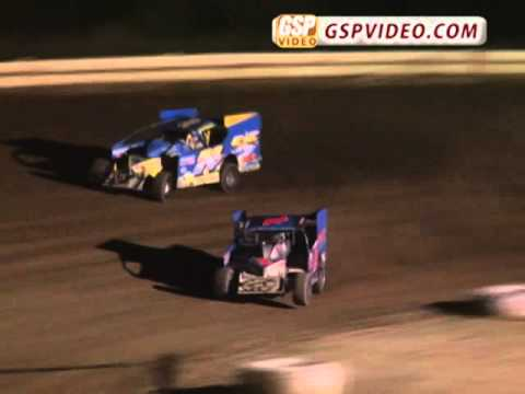 358 Modifieds - 7/15/2011 - Big Diamond Raceway