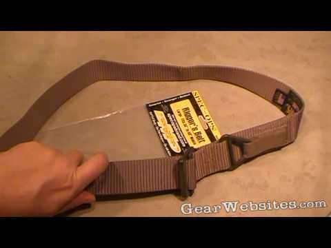 Spec-Ops Riggers Belt