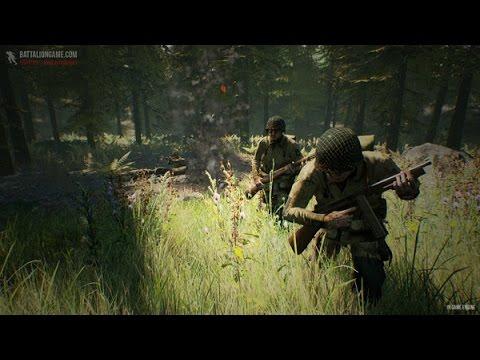 Battalion 1944 - Trailer  