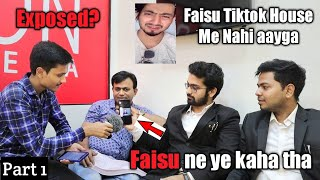 Faisu 07 Nahi rahege TikTok House me, Faisu 07 Exposed? FIR Against Tik Tok House, Team 07, adnaan
