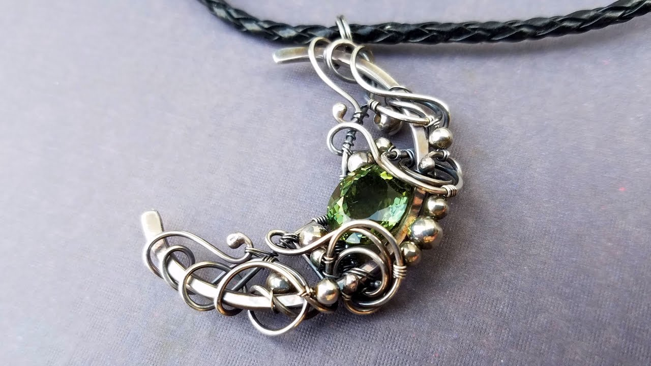 Moon Wire Wrap Pendant Center Extech Cb20 Circuit Breaker Finder Receptacle Tester Ebay Moldavite Wrapped Silver Necklace Youtube Rh Com Earrings Jewelry For Men