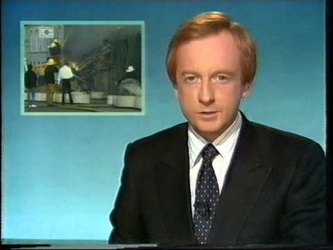 BBC Six O'Clock News: 12th April 1989