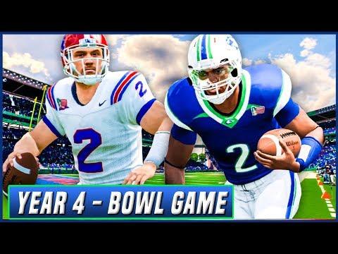 NCAA Football 14 Dynasty Year 4 - Hawaii Bowl vs Louisiana Tech | Ep.68