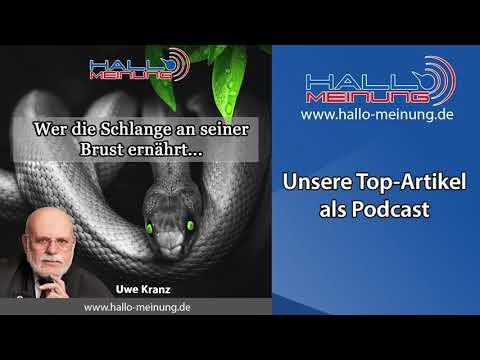 Podcast: Wer die Schlange an seiner Brust ernährt…