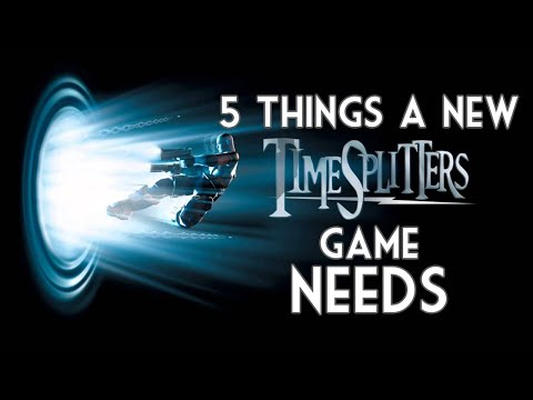 5 Things a New Timesplitters Game NEEDS