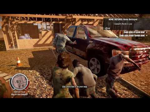 State Of Decay Year 3 | Breakdown Level 54 | One Survivor Run Part #002