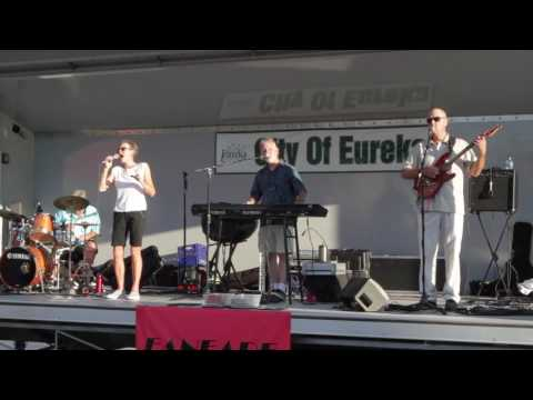 "04 - The Fanfare Band - ""Crazy Love"" - Eureka, MO - Music On Main - 20170616"