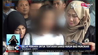 Polda Jatim akan Gelar Perkara Kasus Prostitusi Online - SIS 08/01