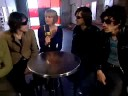 Dirty Pretty Things interview @ mtv germany part 1