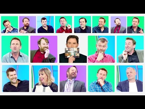 Would I Lie to You? Best Bits Compilation - Part 1 [HD] [CC-