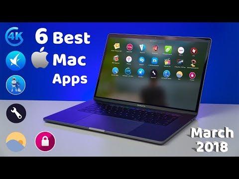 6 Best Mac Apps : March 2018