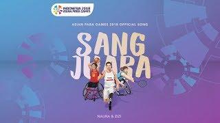Download lagu SANG JUARA Naura Zizi Song Asian Para Games 2018 MP3