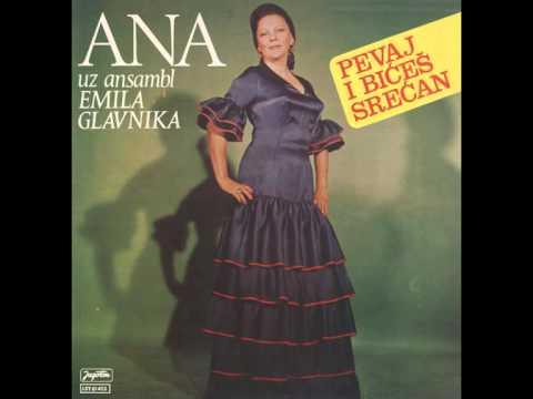 Ana Milosavljevic - Poslednja pesma - ( Audio )