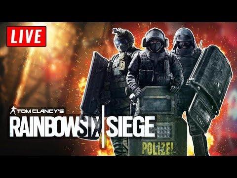 👉👌🏻Tom Clancy's Rainbow Six Siege بث مباشر في لعبة