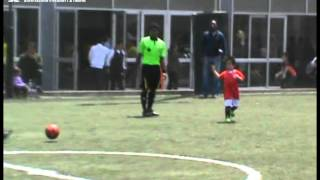 [FINAL APERTURA 2012 -Categoría Baby-] Showa A (1) vs. Nikkei Club (0)