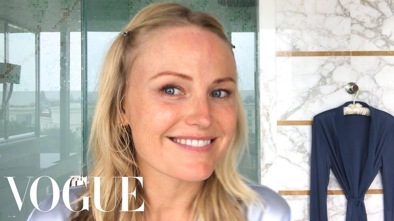 Download Malin Akerman's Morning Routine   Beauty Secrets   Vogue