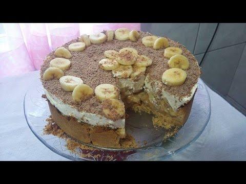 [ESPECIAL DIA DAS MAES] Torta Banoffe