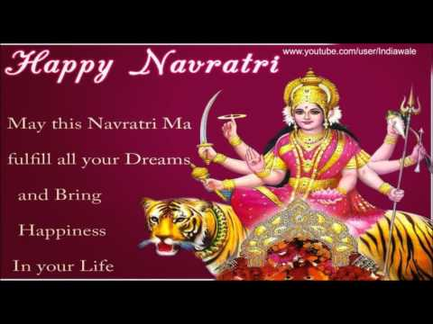 Happy Navratri 2016- Navratri E-cards, greetings, wishes, Sms, Wallpapers, Whatsapp Video Message