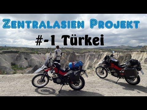 #1 Türkei - Die Reise beginnt