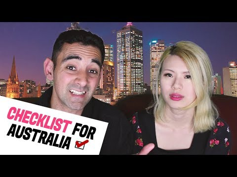 Traveling to Melbourne Australia - Things you must have